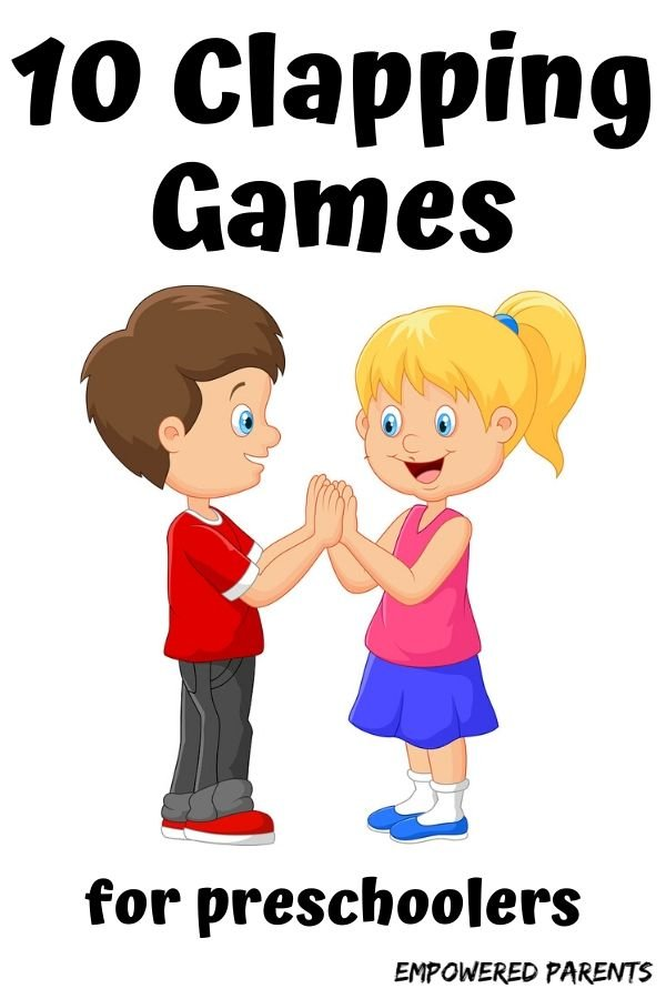 10 Fun Clapping Games For Kids In Preschool Empowered Parents Loading the chords for 'i can make your hands clap'. 10 fun clapping games for kids in